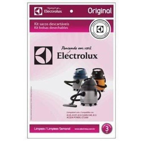 Saco Aspirador Po Electrolux A10,acqua Power,gt2000 Original