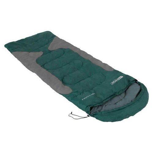Saco de Dormir Nautika Freedom -1,5°C à -3,5°C - Verde e Cinza