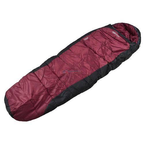 Saco de Dormir Tantry Vermelho e Preto