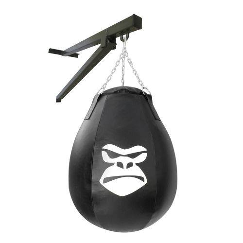 Saco de Pancada Gota + Suporte de Parede - Gorilla