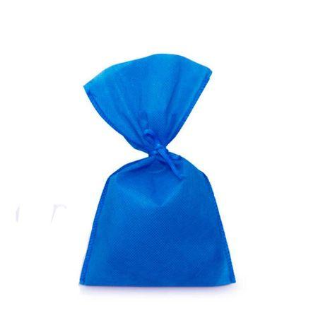 Saco Surpresa de TNT 13x25cm Azul Escuro Saco Surpresa de TNT 13x25cm Azul Escuro - 10 Unidades