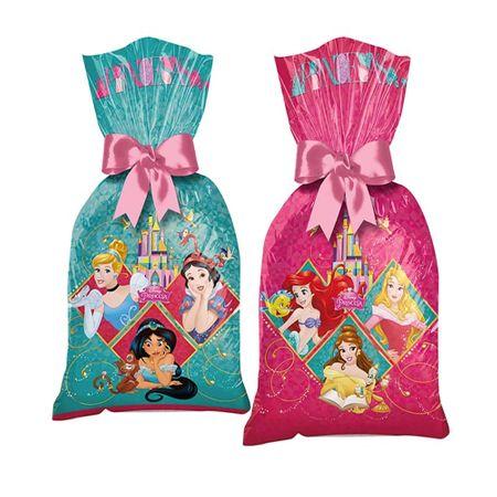 Sacola Surpresa Plástica Princesas Amigas Sacola Surpresa Plástica Princesas - 08 Unidades