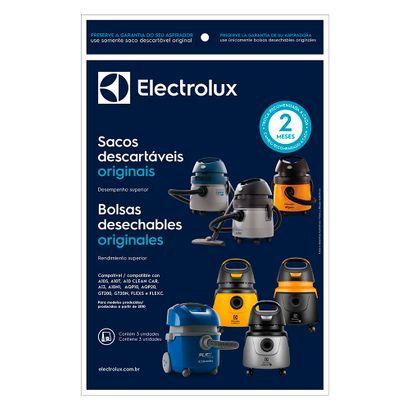 Sacos Descartáveis para Aspirador de Pó CSE10 3un Eletrolux