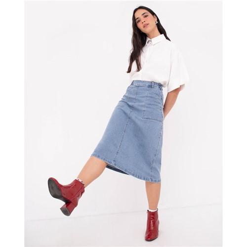 Saia Jeans Jeans P