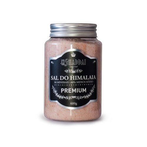 Sal Rosa do Himalaia Fino Pote 600g - El Shaddai Gourmet