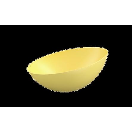 Saladeira 1,75 L Essential 27,8 X 21 X 11,6 Cm Amarelo Coza