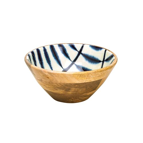 Saladeira em Mandeira Bon Gourmet Blue 26672