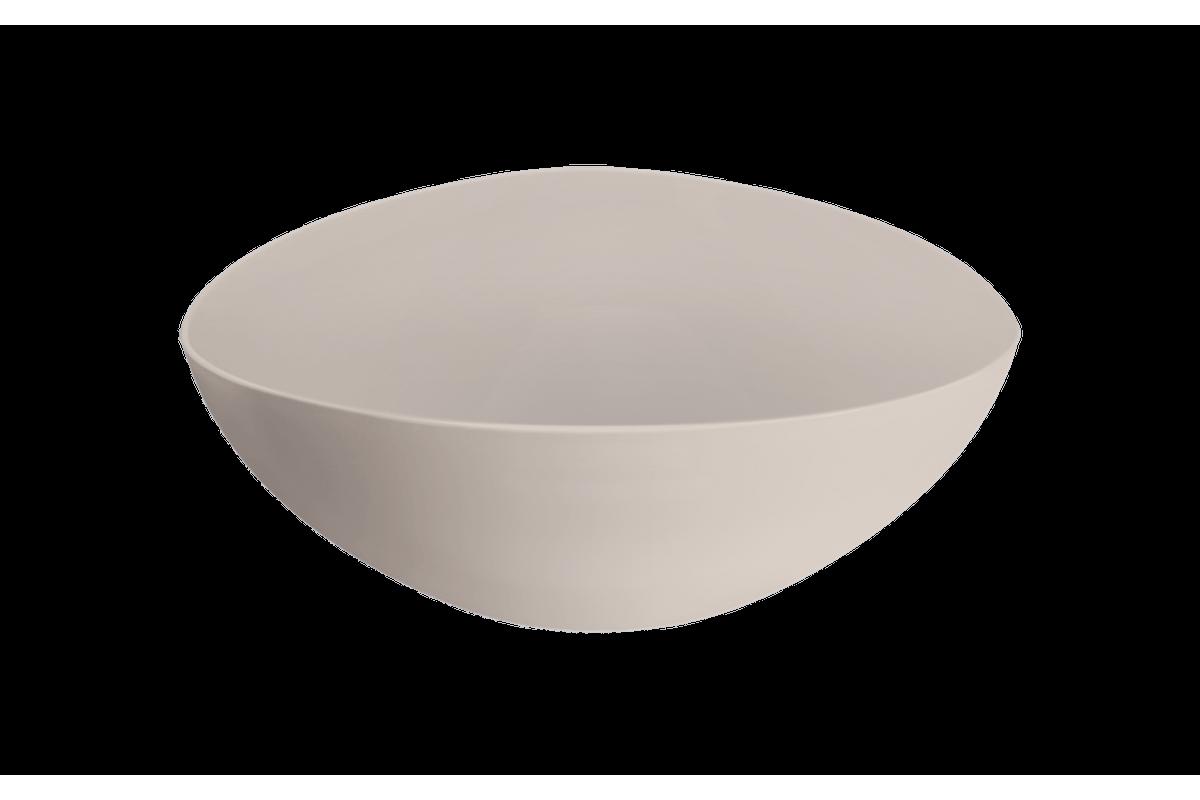 Saladeira Essential 2,5L Light Gray Coza