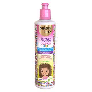 Salon Line S.O.S Cachos Kids - Ativador de Cachos 300ml