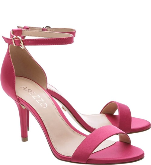 SANDALIA AREZZO 02695 - Pink