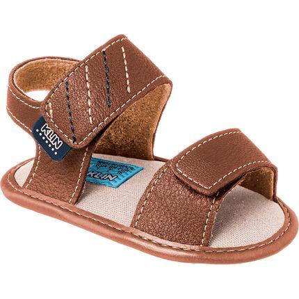 Sandália C/ Velcro para Bebê Chocco - Klin