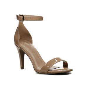 Sandália de Salto Feminina Bebecê Nude 38