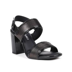 Sandália de Salto Feminina Dakota Preto 34
