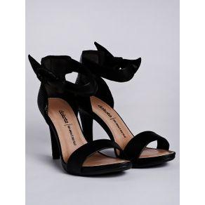 Sandália de Salto Feminina Dakota Preto 38