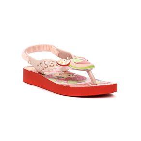 Sandália Infantil para Menina Moranguinho Pop Baby Vermelho/rosa Sandália Infantil para Menina Moranguinho Pop Baby Vermelho 22
