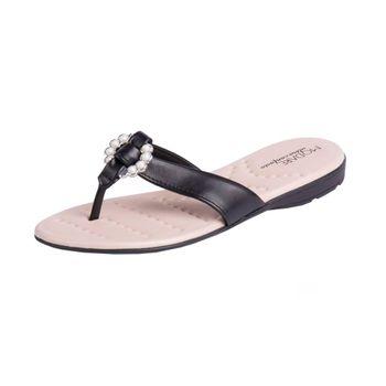 Sandália Modare Rasteira Preto 36