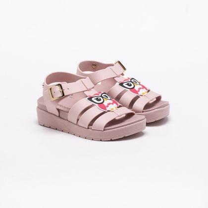 Sandália Ortopé Infantil Gummy Pink 25