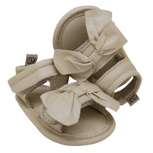 Sandália para Bebê Joaquina - Perola