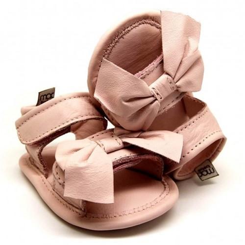 Sandália para Bebê Joaquina - Rosa