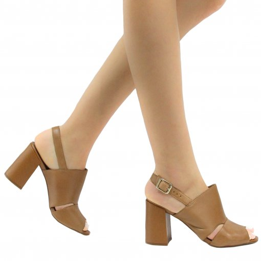 Sandália Zariff Shoes Casual Fivela 60636 | Betisa