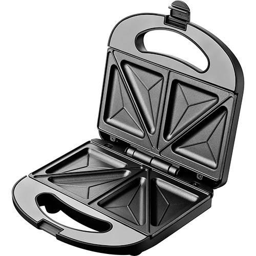 Sanduicheira Cadence Easy Toaster - SAN224 - Preta