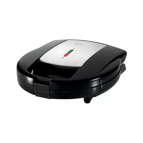 Sanduicheira Oster Waffle Chrome 220v