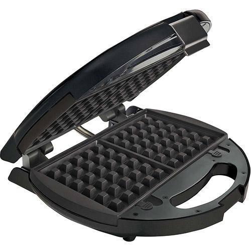 Sanduicheira Waffle Maker ¿ Oster - Preta