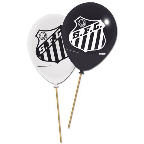 Santos Balão C/25Un - Festcolor