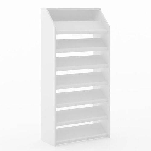 Sapateira SA3403 Vertical Branco - Tecno Mobili