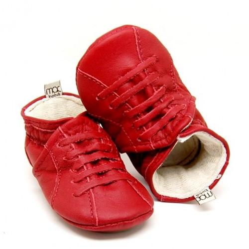 Sapatenis para Bebê Pedro Lucas - Vermelho