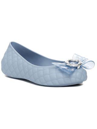 Sapatilha Frozen Infantil para Menina - Azul