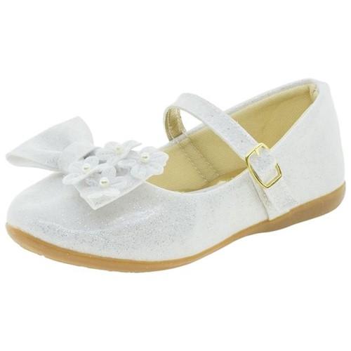Sapatilha Infantil Feminina Lalilu - 20198 Branco 21