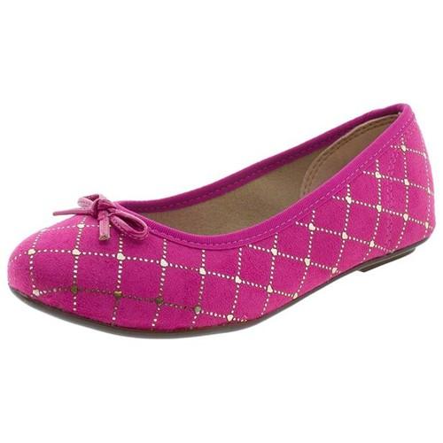 Sapatilha Infantil Feminina Molekinha - 2099564 Pink 33