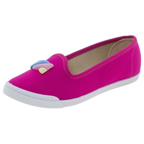 Sapatilha Infantil Feminina Molekinha - 2505122 Pink 28