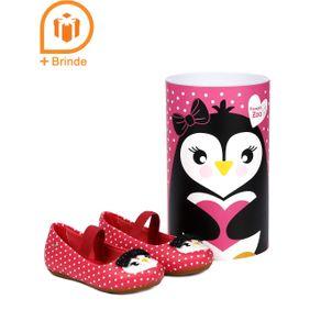Sapatilha Infantil para Menina - Rosa Pink 23