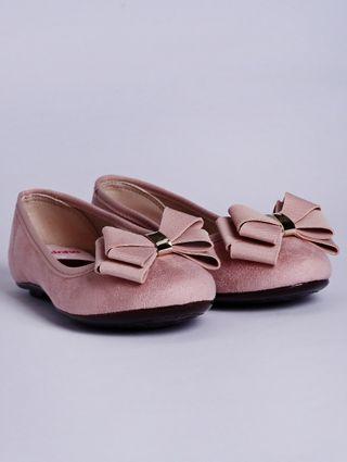 Sapatilha Molekinha Infantil para Menina - Rosa