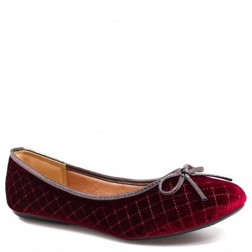 Sapatilha Zariff Shoes Veludo 80011203 | Betisa