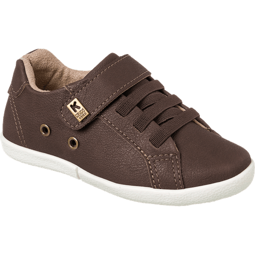 Sapato Baby Flyer Chocolate - 23