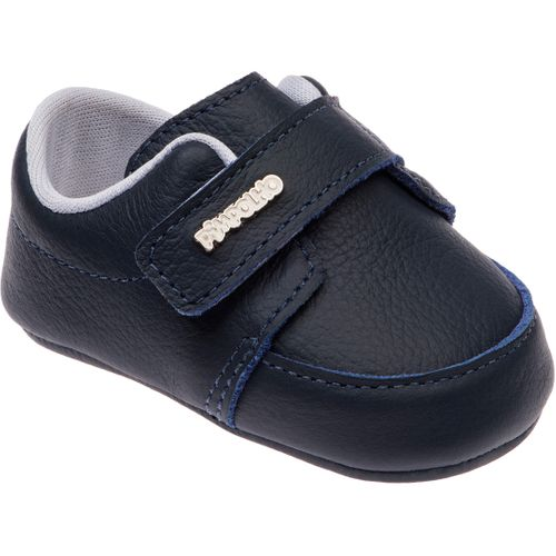 Sapato Bebê Azul Marinho - 3