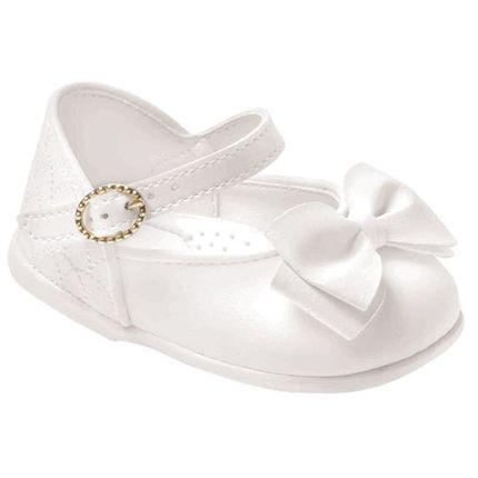 Sapato Branco Feminino - Pimpolho-16