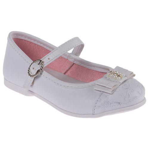 Sapato Branco Pimpolho Sapato Branco - 20