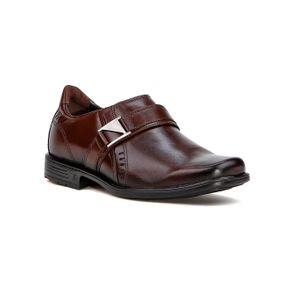 Sapato Casual Masculino Masculino Pegada Marrom 37