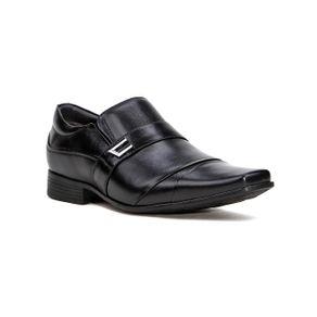 Sapato Casual Masculino Preto 38