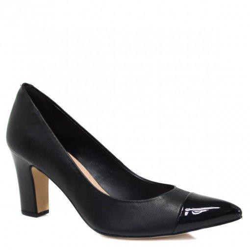 Sapato Cecconello Scarpin Salto Verniz 1313004 | Betisa