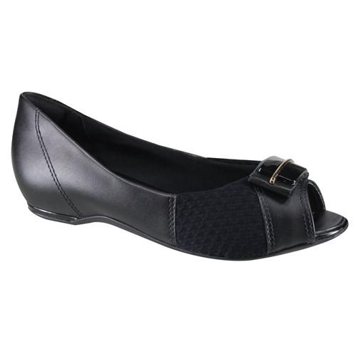 Sapato Comfortflex Feminino 17-76405 1776405