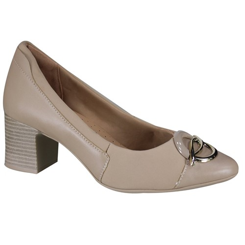 Sapato Comfortflex Feminino 19-54305 000001 1954305000001