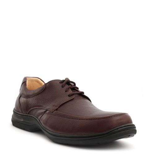 Sapato de Amarrar Café 44