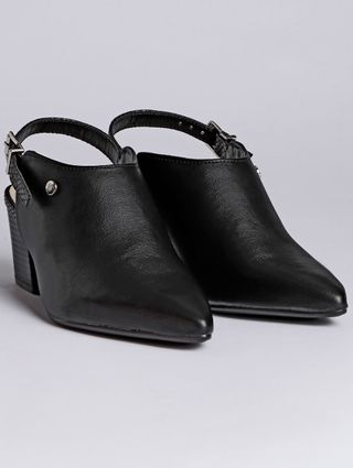 Sapato de Salto Feminino Via Marte Preto