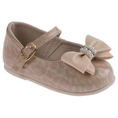 Sapato Doçura Bege - 18