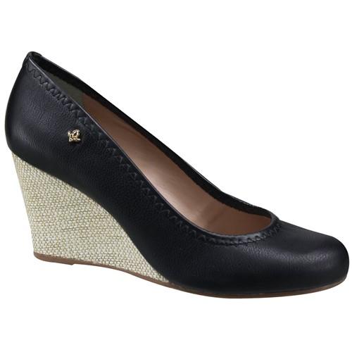 Sapato Feminino Anabela Cravo e Canela 158001-1 1580011